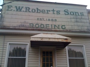 F. W. Roberts Sons Roofing Luzerne