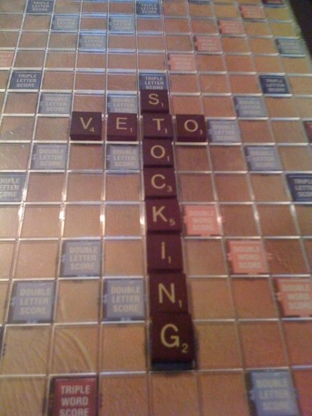 scrabble game 7-letter word