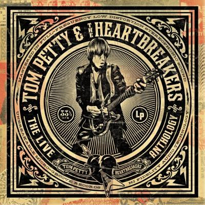 Tom Petty & The Heartbreakers Live Anthology - tompetty.com
