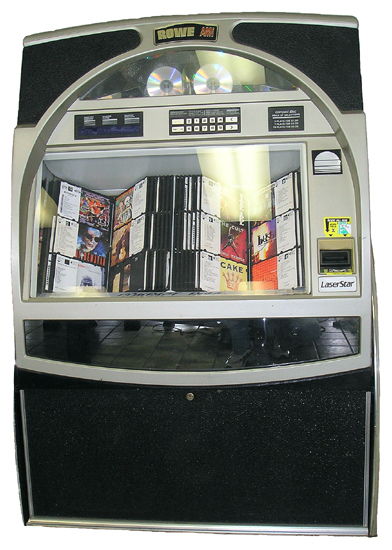 cd jukebox